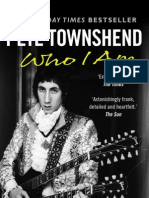 Pete Townshend on Forming The Who - Extract from Who I Am