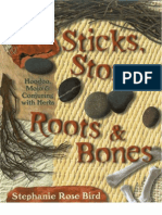 45669683 Sticks Stones Roots Hoodoo Mojo Conjuring With Herbs