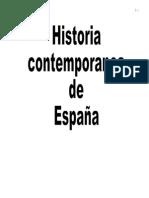 Paya Frank - Historia Contemporanea Española