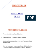 Antifungal Pharamcotherapy