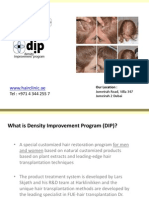Density Improvement Program