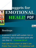 Nuggets of Emotional Healing