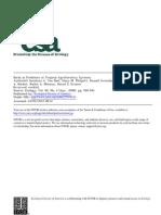 Van Bael Et Al. 2008 - Birds as Predators in Tropical Agroforestry Systems