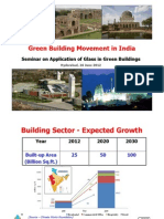 1. IGBC_Green Building Movement in India