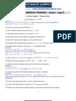 Teoria Dos Numeros 1_Numeros Primos
