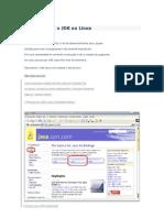 Como Instalar o JDK No Linux