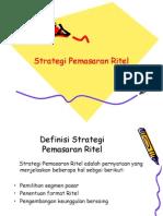 4 Strategi Pemasaran Ritel