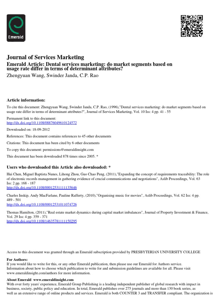 usage rate marketing