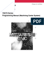M70 Programação