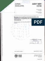 NBR 15749 - Malha de aterramento.pdf