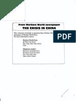 Crisis in China Small Version