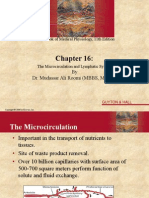 Interstitial Fluid Formation and Edema by Dr. Mudassar Ali Roomi