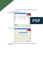 Burning File Windows 7 Menjadi Format ISO