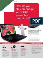 Brosur Laptop