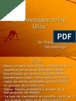11.- Enfermedades de las Uñas Dr. Mostajo M1-2011