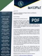 NAQDOWN - Invitational Letter