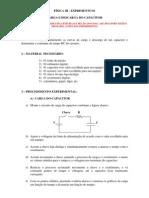 Roteiro Experimento Circuito RC[1]