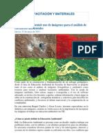 Educacion Ambiental Con Imagenes