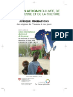 Programme Salon Africain