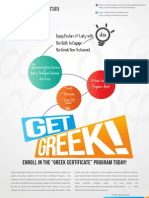 Greek Certificate Program