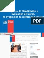 .Orientaciones REGISTRO PIE 2013