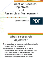 Research in Management