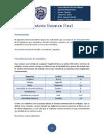 Sintesis Examen Final Fisica Segundo Medio