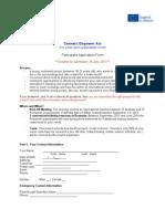 CEA ApplicationForm en WWF