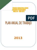 Caratula Plan Anual