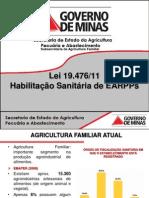 Apres Ana-Helena Agric MG