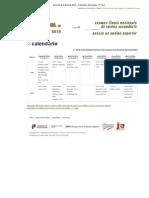 Guia Geral de Exames 2013 _ Calendário de Exames_ 1