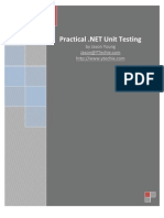 Practical .NET Unit Testing