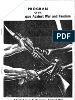 American League Against War and Fascism