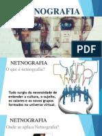 Netnografia apresentação