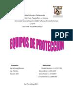 Trabajo Proteccion Personalx