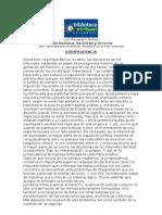 Tema 2 Jurisprudencia y Doctrina