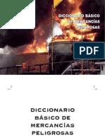 Diccionario Mercancías Peligrosas