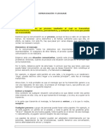 COMUNICACIËN Y LENGUAJE.doc