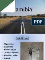 Namibiavortrag - German
