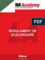 LA Regulamentul de Scolarizare 2013