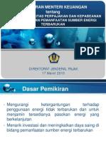 Sosialisasi Pmk Energi Terbarukan(1)