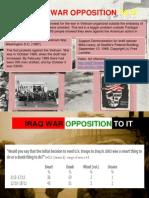 Vietnam Iraq War
