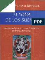 El Yoga de Los Suenos