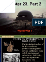 Chapter 23 World War I Part II