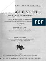 Kuhnel - Islamische Stoffe - Counted Work Section - Annotated