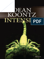 Intensity - Dean R. Koontz