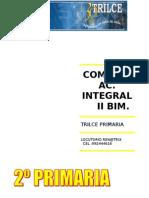 Comun Integ II Bim