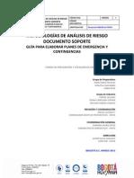 A.3.4 Metodologias Análisis del Riesgo