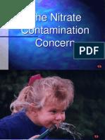Zagadjivanje zemljista nitratima