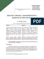 Adicción a Internet (Luengo López)
